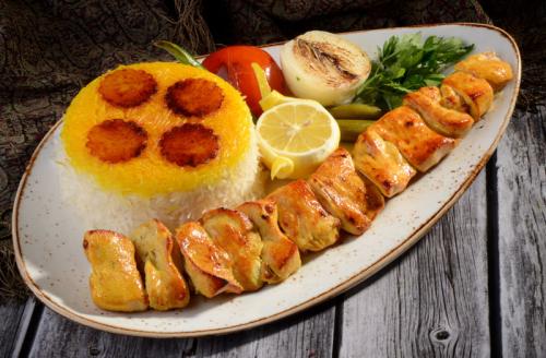 Joojeh Kabab Bedone Ostekhan Banoo Iranian Restaurant Dubai Marina