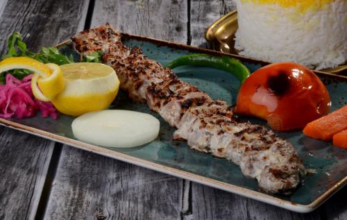 Kabab Tikka Masti Morgh Banoo Iranian Restaurant Dubai Marina