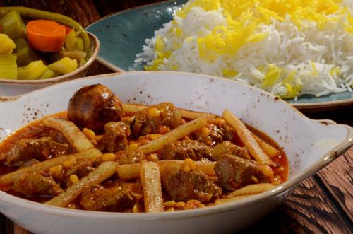 Khorosh E Gheymeh Banoo Iranian Restaurant Dubai Marina