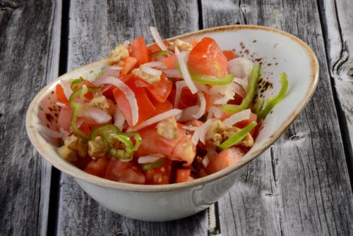 Salad Makhsoseh Banoo Iranian Restaurant Dubai Marina