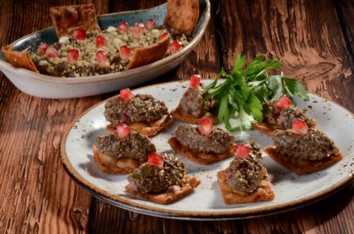 Zeytoon Parvardeh Banoo Iranian Restaurant Dubai Marina